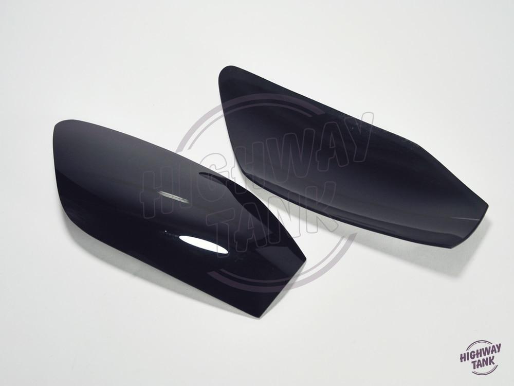 Smoke Motorcycle Headlight Lense Lens Cover Shield For Yamaha YZF R1 2007-2008