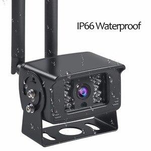 Image 5 - 3G 4G بطاقة Sim كاميرا ip لاسلكية واي فاي 1080P في الهواء الطلق IP66 مقاوم للماء حافلة صغيرة CCTV الأمن مراقبة الأشعة تحت الحمراء للرؤية الليلية