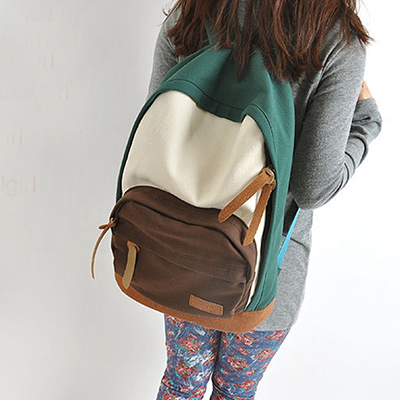 Women School Canvas Backpacks Girls Fashion Bags New Arrival Canvas Large Bags Hot Sales Canvas Backpacks 45ZS