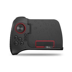 Image 2 - G5 بيد واحدة سماعة لاسلكية تعمل بالبلوتوث غمبد PUBG المحمول تحكم عصا التحكم في اللعبة الزناد زر ل IOS آيفون اللوحي باد