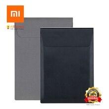 D'origine Xiaomi Mi Portable Air 12.5 13.3 PU Couverture En Cuir Super Fiber pour Macbook Air 11 12 pouce Xiaomi Air 12.5 13 ordinateur portable