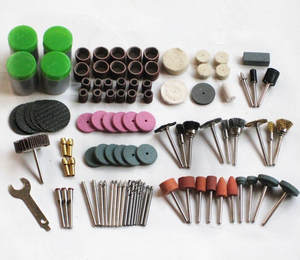 Mini Drill Grinder-Head Polishing-Tool-Sets Rotary-Tool Dremel Carving New 147pcs/Lot