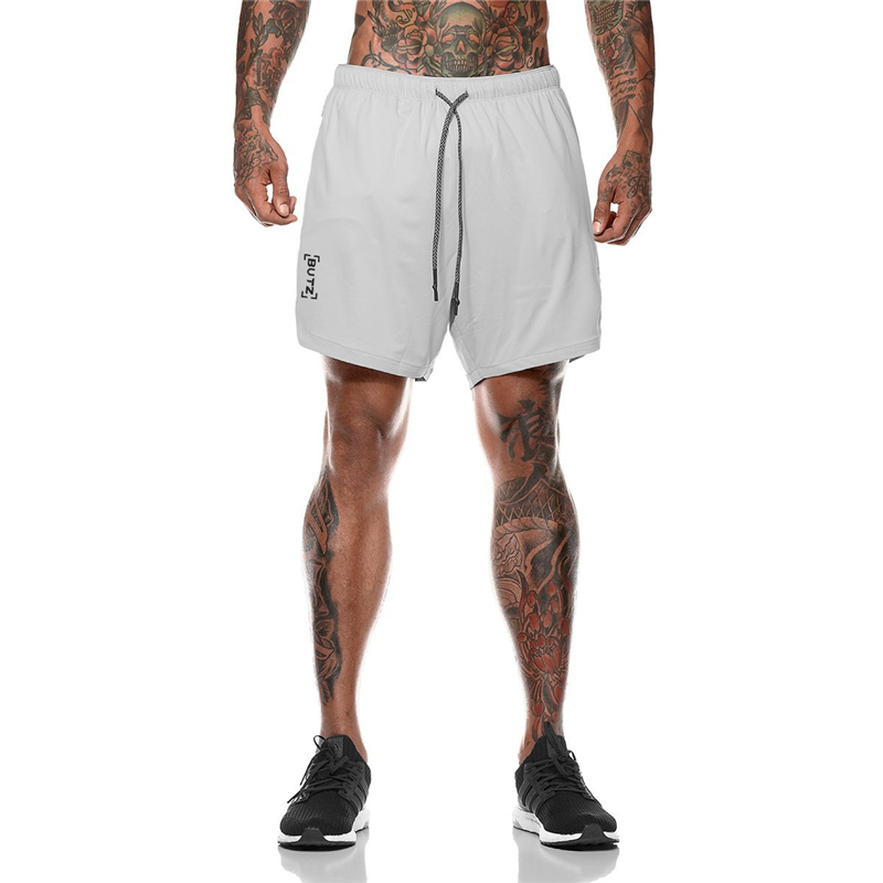 double layer running shorts travel shorts secure pockets two layer shorts short layers vs long layers