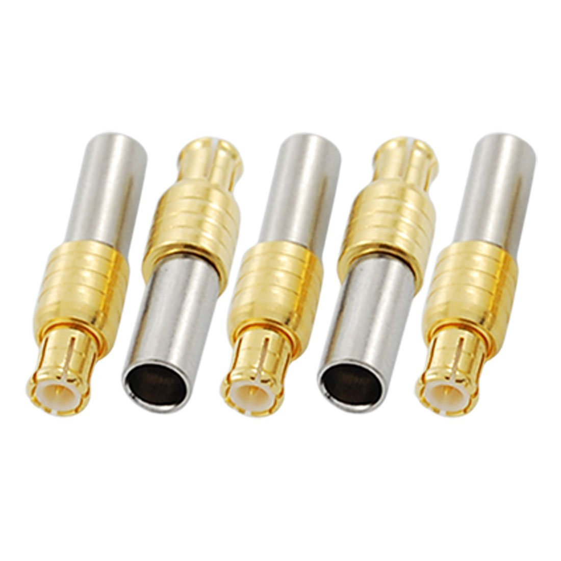 Promotion! 5pcs MCX Male Plug Straight RF Adapter Connector For RG179 Cable