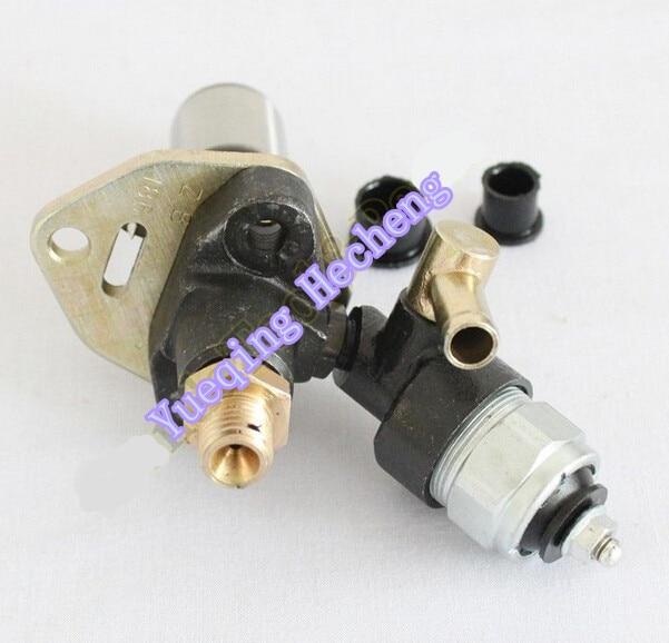 186 186F 10HP Generator Diesel Engine Fuel Injector Pump For L100186 186F 10HP Generator Diesel Engine Fuel Injector Pump For L100