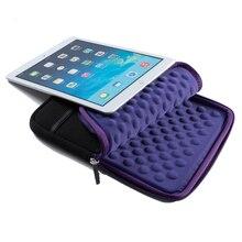 Revestimiento impermeable 8 pulgadas portátil bolso de la manga para apple ipad de 7.9 pulgadas mini 123 mini 4 bolsas de caja de la tableta de huawei m2 bolsa bolsa de la cubierta