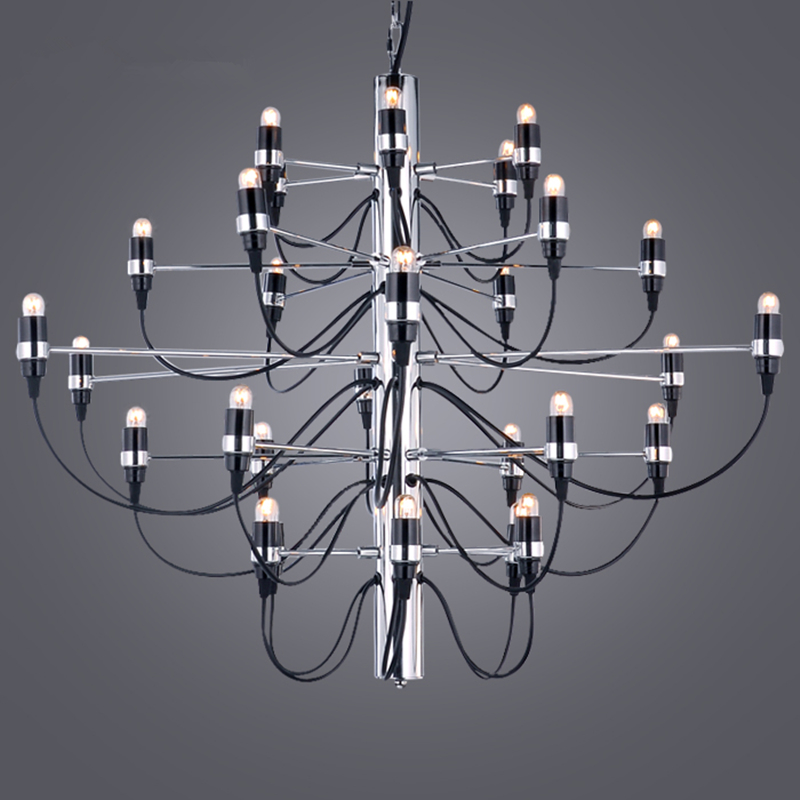 Gino Sarfatti Chandeliers Art Deco Modern Lighting Hanglamp E14