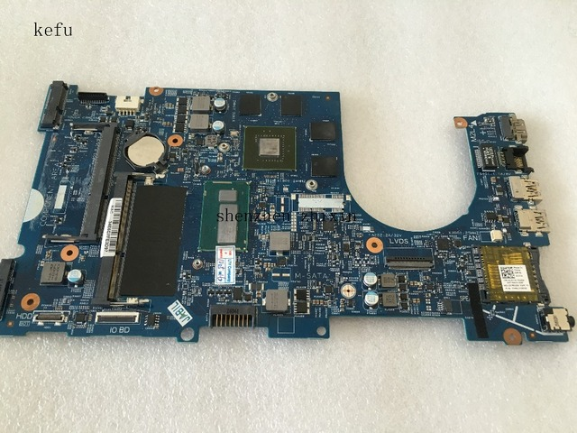US $200 0 |For Dell Inspiron 17R 7737 Laptop motherboard I7 4500U F53D4  With graphic card test good -in Motherboards from Computer & Office on