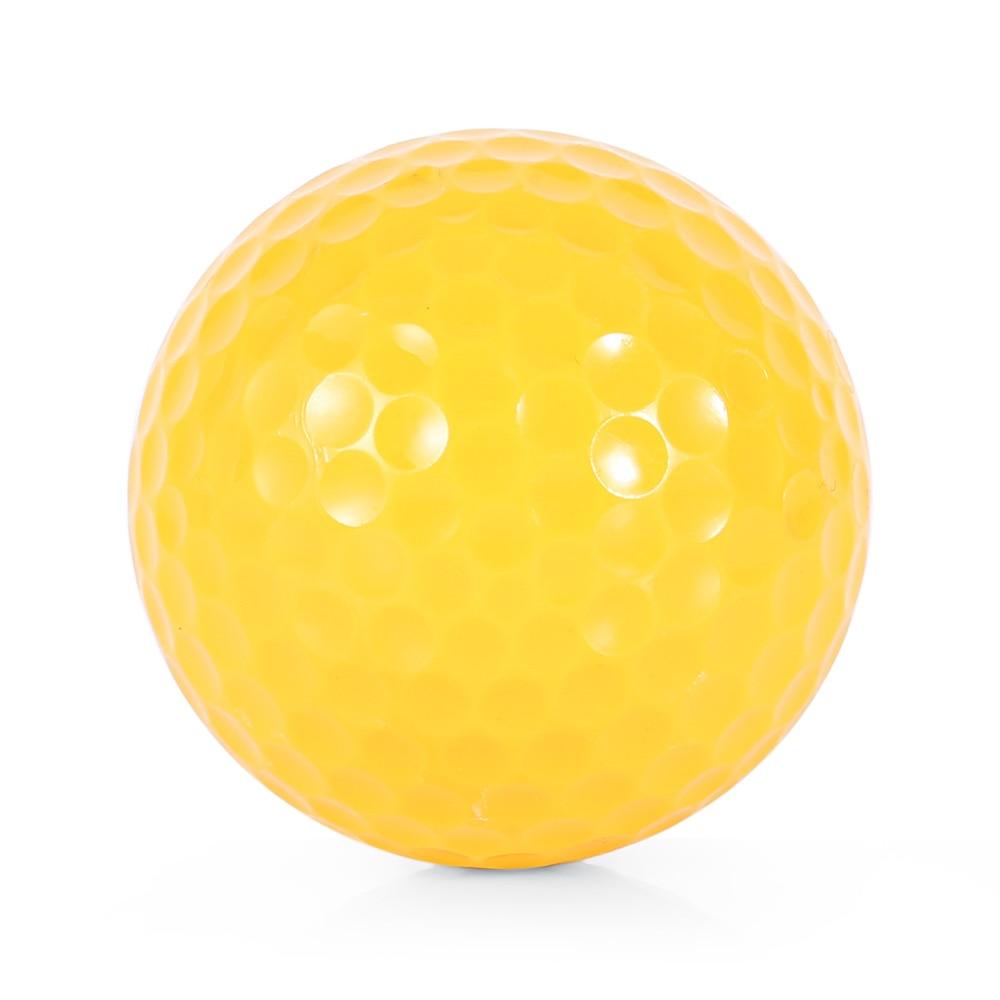 Gog Golf Ball Emoji Funny Cute Golf Balls Accessory Gift Rubber