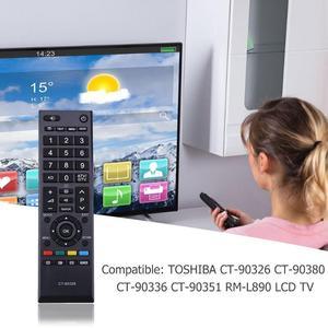 Image 2 - Télécommande universelle TV pour Toshiba CT 90326 CT 90380 CT 90336 CT 90351