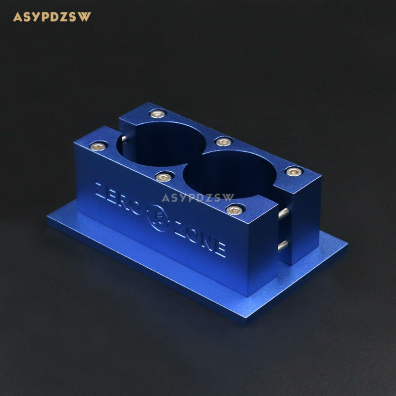118 version HIFI Audio full aluminum US standard plug fixed clip 2 seats Amplifier power supply wall plug panel stable block118 version HIFI Audio full aluminum US standard plug fixed clip 2 seats Amplifier power supply wall plug panel stable block