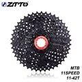 ZTTO горный велосипед широкий коэффициент MTB кассета 11 скорость 11-42T черный совместимый для частей M7000 M8000 M9000 MTB части велосипеда