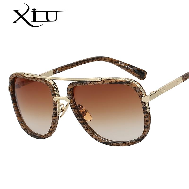Marca Gafas de sol hombres mujeres Retro Vintage Sol Gafas grande Marcos moda Gafas Ojo de calidad superior Gafas UV400
