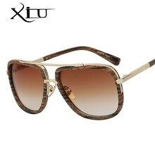 5c21d54071 Marca Gafas de sol hombres mujeres Retro Vintage Sol Gafas grande Marcos  moda Gafas Ojo de calidad superior Gafas UV400
