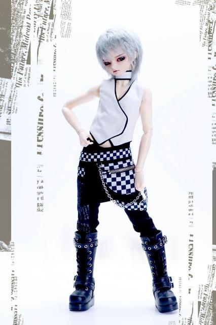 OUENEIFS Woosoo Minifee Fairyland bjd sd dolls 1/4 body model  girls boys dolls eyes High Quality toys shop  resin