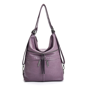 Image 2 - Multifunctional ladies handbags girls luxury diagonal bags ladies bags designer handbags backpacks ladies travel shoulder bags