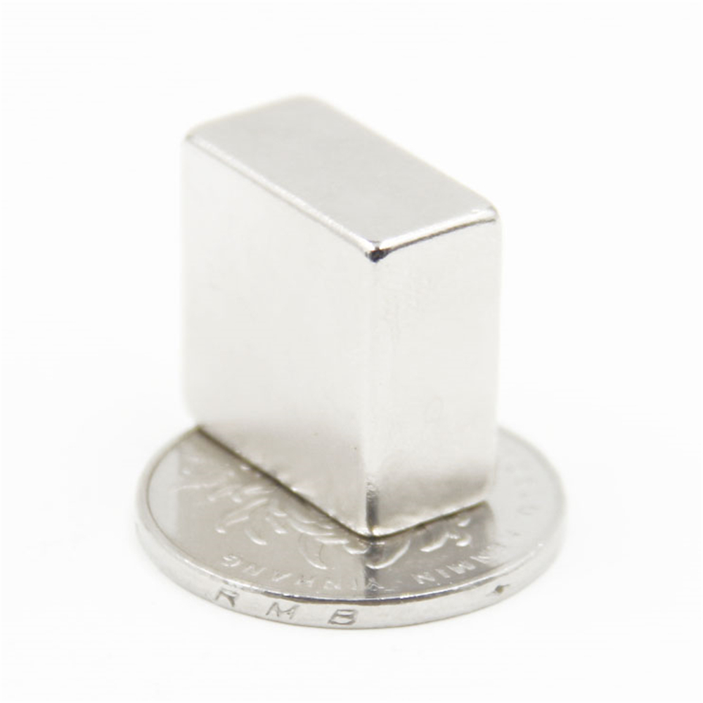 1pcs F20x20x10mm Super Powerful Strong Rare Earth Block NdFeB Magnet Neodymium N35 Magnets F20*20*10mm Free Shipping 2015 20pcs n42 super strong block square rare earth neodymium magnets 10 x 5 x 1mm magnet wholesale price
