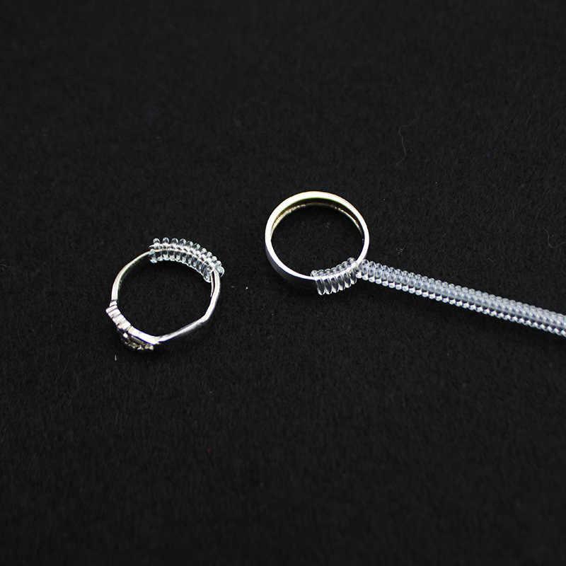 1 PC 3.5 Mm 5 Mm Baru Perhiasan & Alat Spiral Berdasarkan Ukuran Adjuster Penjaga Tightener Reducer Mengubah Ukuran alat