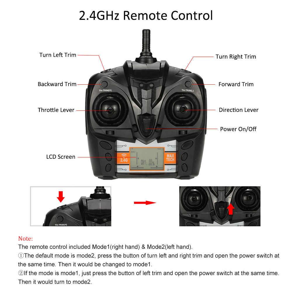 GoolRC RC Thuyền GC002 2.4G Từ Xa Controll 180 Lật 20 KM/H Tốc Độ Cao Điện RC Đua Thuyền RC Tàu đồ chơi cho Bé Trai Quà Tặng