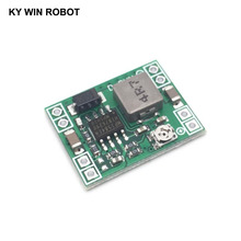 Smart Electronics XM1584 Ultra-small Size DC-DC Step Down Power Supply Module 3A Adjustable for Arduino Diy Starter Kit LM2596S