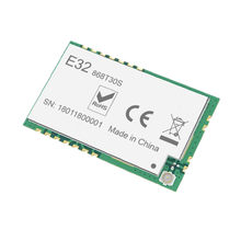 E32-868T30S 868 mhz sem fio sx1276 sx1276 spread lora transmissão transparente 8000 metros e32 (868t30s)
