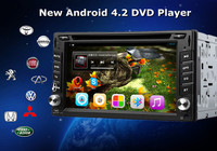 Android 7.1 7 2Din InDash Car DVD Radio Stereo Player HD capacitive touch screen WiFi 3G Radio bluetooth GPS+Tablet+CAMERA