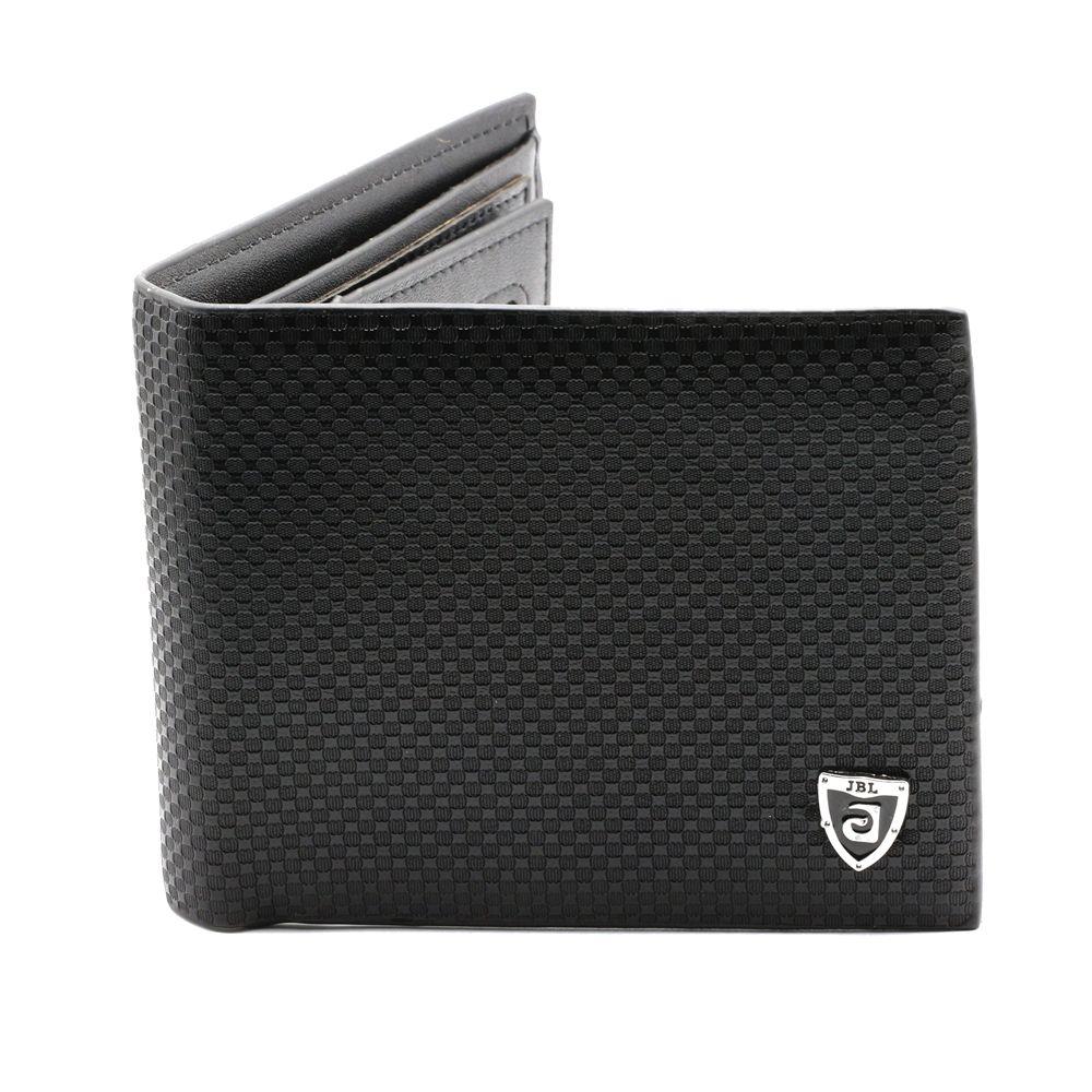 ISKYBOB Leather Wallet Fashion Short Bifold Men Wallet Male Wallets Casual Soild Men Wallets With Coin Pocket Purse цена