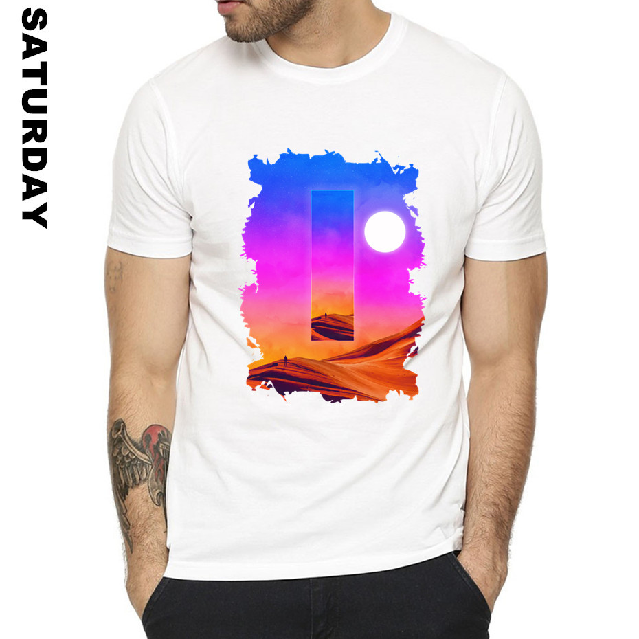 Vaporwave Awesome Design Funny T Shirt for Men and Women,Unisex Breathable Graphic Premium T-Shirt Men's Streewear