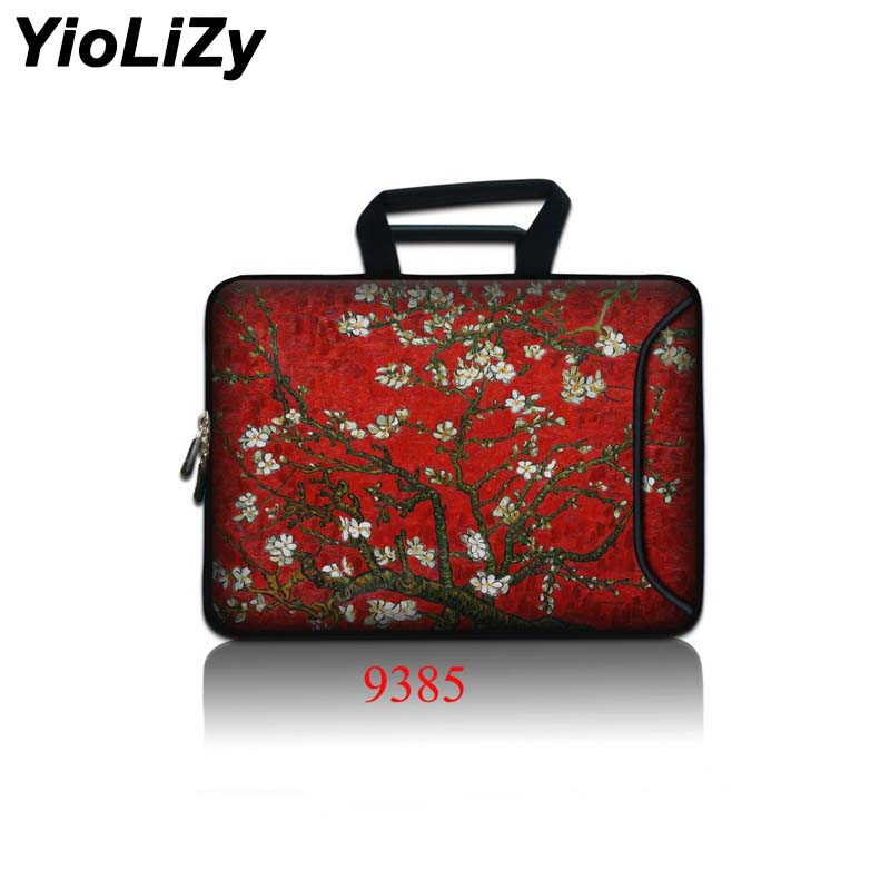 Neoprene 10.1 11.6 14 15.6 17.3 13.3 laptop case Tablet Bag Notebook sleeve protective cover for macbook pro 15 retina SBP-9385 ...