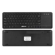 Ultrathin Wireless Touchpad Keyboard