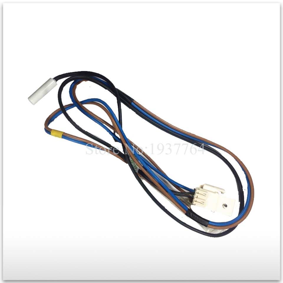 Original new for Haier frost free refrigerator parts defrost sensor probe temperature BCD-518WS 00606150125 ac 250v 4a 4 celsius bimetal refrigerator defrost thermostat bc6014