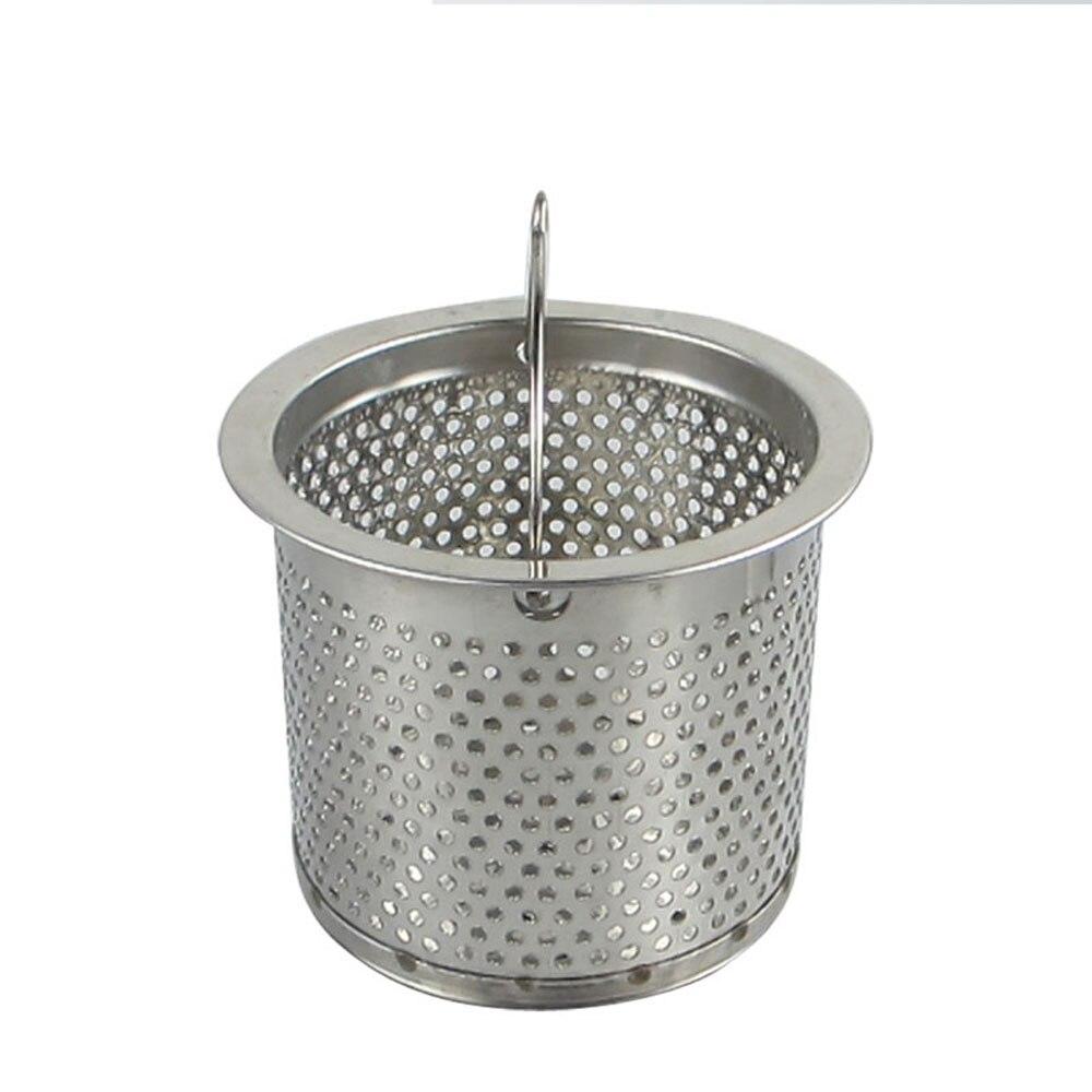 Talea 7.7cm Stainless Steel Kitchen Sink Strainer Waste Plug Drain Stopper Filter Basket