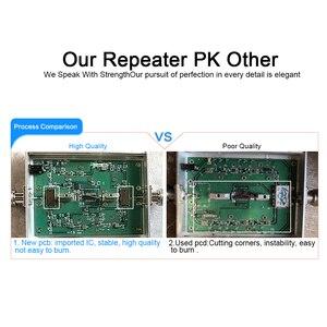 Image 4 - 3g ripetitore 2100 mhz repetidor lcd wcdma 2100 mhz telefone móvel mini impulsionador de sinal/amplificador telefone celular amplificador