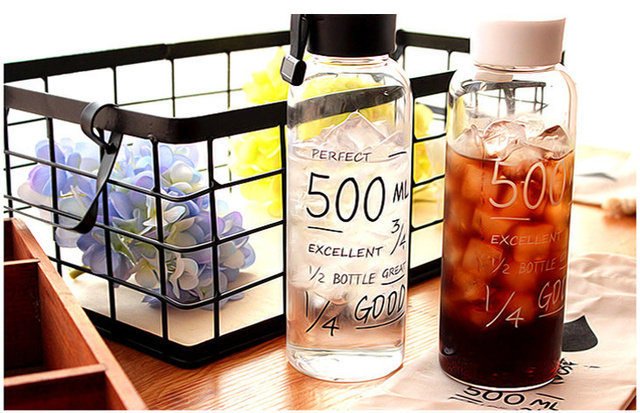 letter cup clear personality two style cold drink cups swell bottle cheap cool large drinking glasses