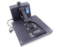 Футболка машина давления жары 38*38 СМ (15 «* 15») Футболка Машина Давления Жары DX-0901 printing machine for t-shirt heat transfer