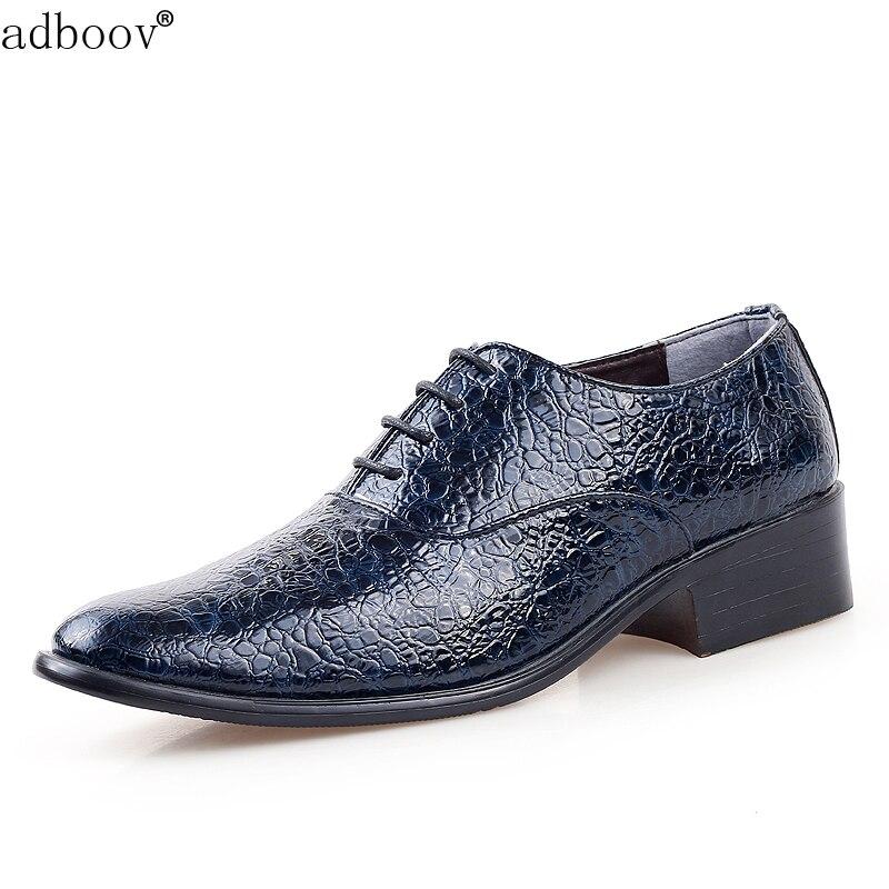 f4fa8623f Homem vestido sapatos de couro clássico modelo mens sapatos de escritório,  sapato de negócios para o Sexo Masculino Flats venda quente Marca senhores  ...