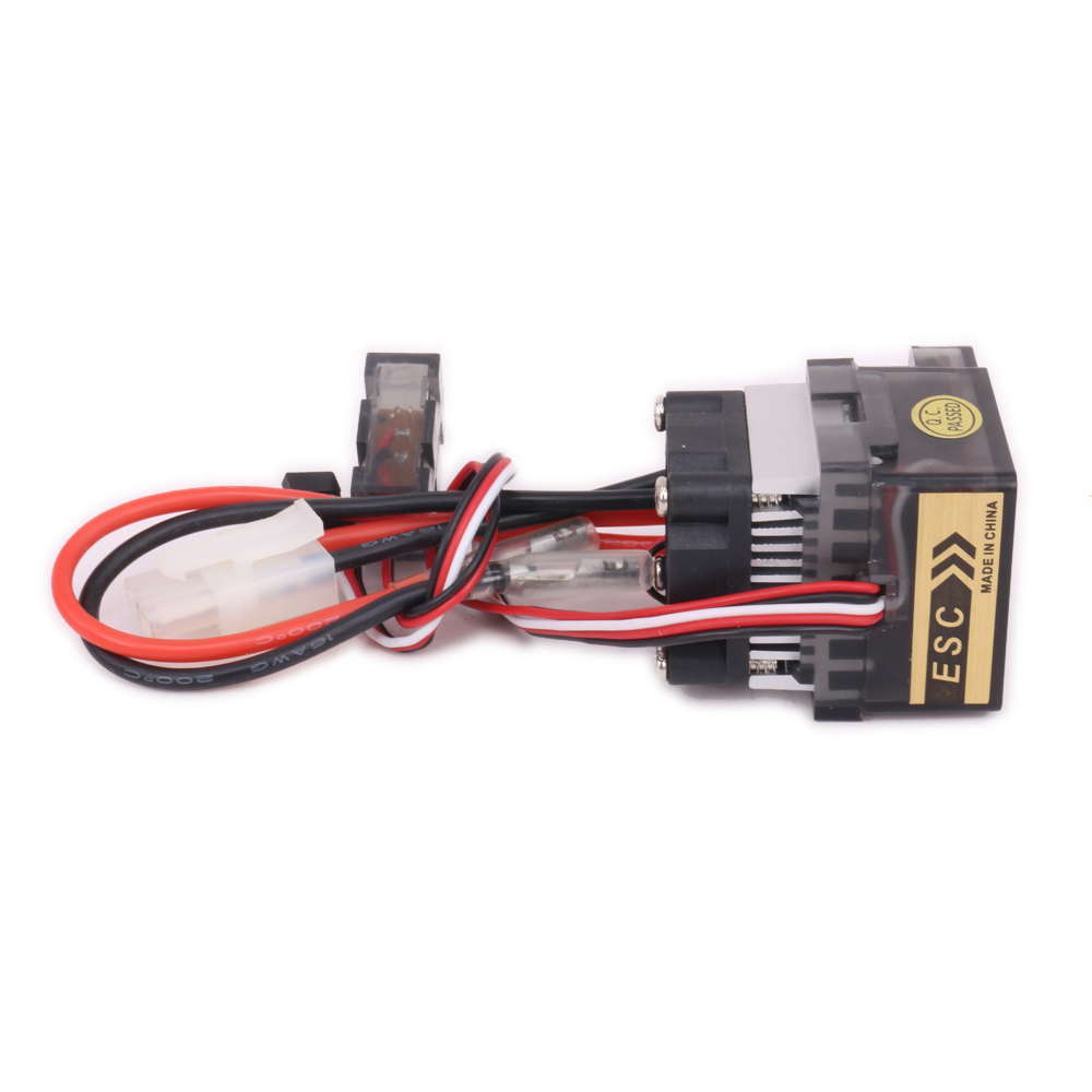 1PC 320A 320Amp Hv High Voltage Brushed Esc Electronic Speed Controller For Rc Hobby Model Car Boat Hsp Traxxas Arrma Himoto