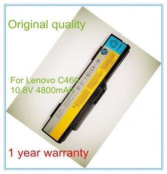Original New Laptop Battery forC460 C460A C461 C462 C465 C466 C467 C510 3000 14001 G400 21SP010C 121000630 4.8Ah