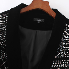 Geometric Patterned Blazer