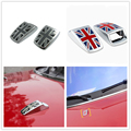 Front Hood Water Spout Trim cover/cap car accessories For Mini Cooper Clubman paceman R50 R52 R53 R55 R56 R57 R60