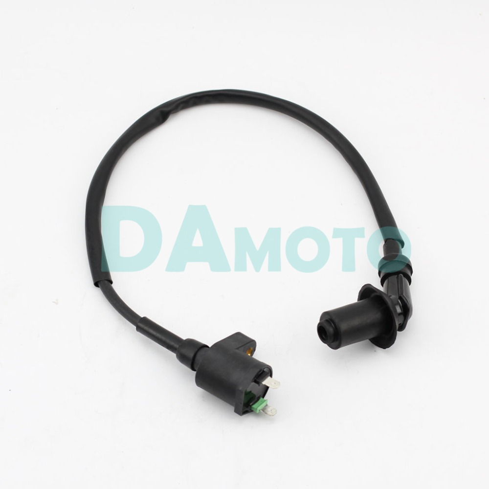 Ignition Coil Kill Switch Wiring Loom Harness Cdi Spark Plug Pit Gy6 Bike Dirt In Motorbike Ingition From Automobiles Motorcycles On
