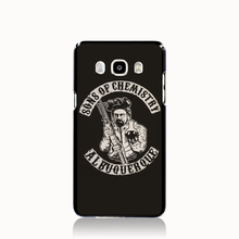 14412 Sons of Chemistry Breaking Bad cell phone case cover for Samsung Galaxy J1 ACE J5 2015 J7 N9150