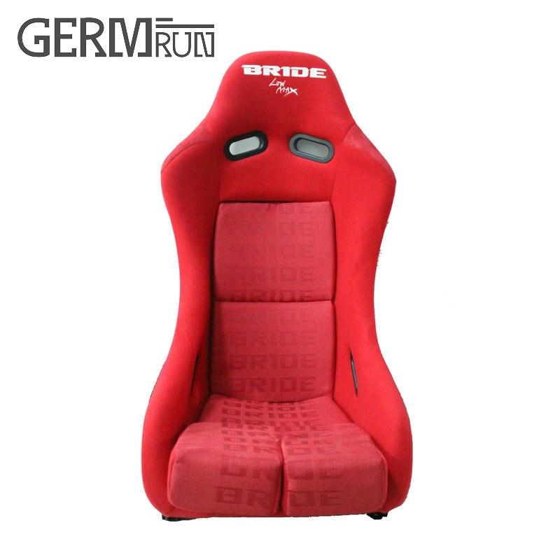 nouveau haute qualite racing siege de voiture siege noir bleu rouge tissu racing voiture sieges baquets