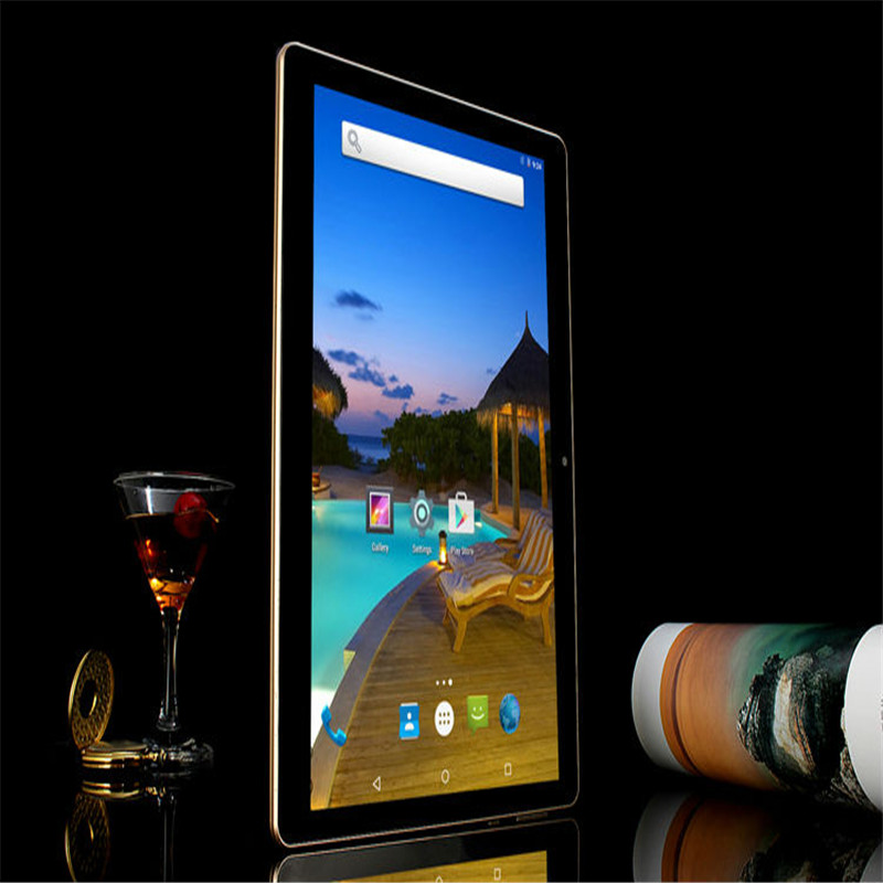 Sales promotion 10.1 inch T805C Octa Core Ram 2GB Rom 32GB Tablet Android5.0 Phone 4G Call Tablet PC tablette bluetooth GPS 5.0 你好 法语4 学生用书 配cd rom光盘
