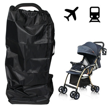 Baby Stroller Oxford Cloth Bag Buggy Travel Cover Case Umbrella Trolley Accessories