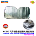 Window Foils Windshield Sun Shade Car Windshield Visor Cover Block Front Window Sunshade UV Protect Car window Film