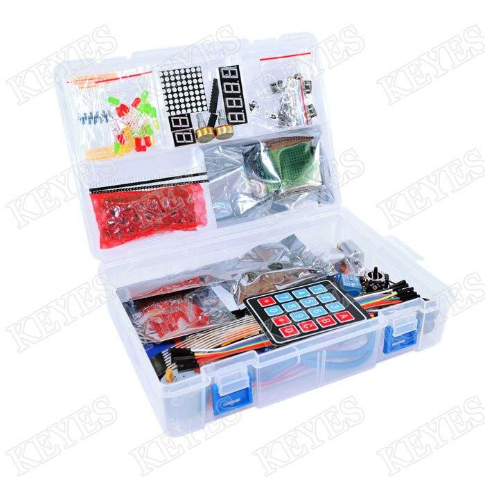 High Quality Retail Box UNO R3 Upgrade Suite Containin Ug Film Button Suite