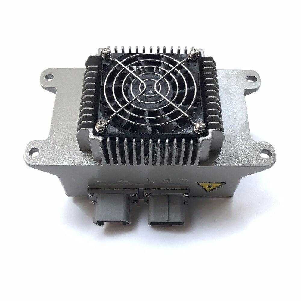 Top quality 1.8KW 48V60V72V TC ELCON Carregador para Li-ion Battery Pack para o Scooter, EV, carro, caminhão