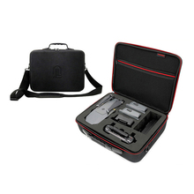 Newest DJI Mavic Pro Case Bag Accessories EVA Hard Water-resistant Portable Mavic pro Case Drone Box Bag with Shoulder Strap