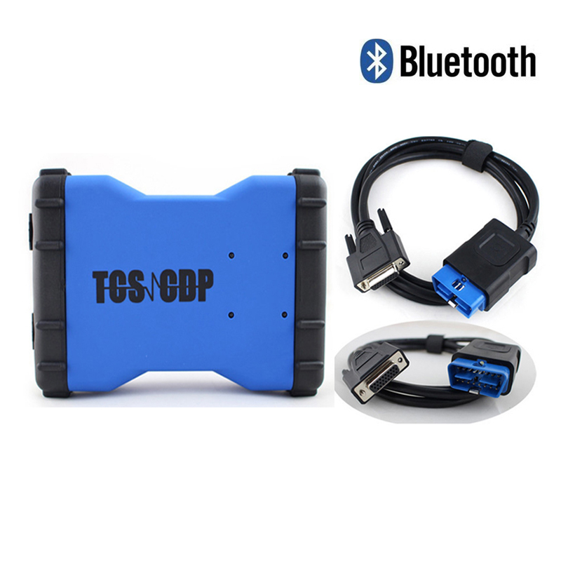 Цена за Горячие продажа диагностический инструмент TCS CDP PRO СИНИЙ цвет с bluetooth 2015.3 С Keygen плюс функции записи бортовых самописцев бесплатная доставка